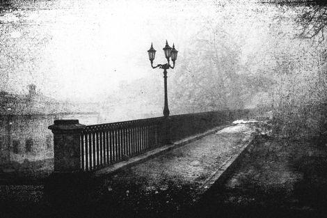 Cornel Gingarasu, Dreamin' in the fog on ArtStack #cornel-gingarasu #art