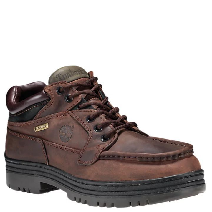 Chukka boots, Timberland mens, Leather