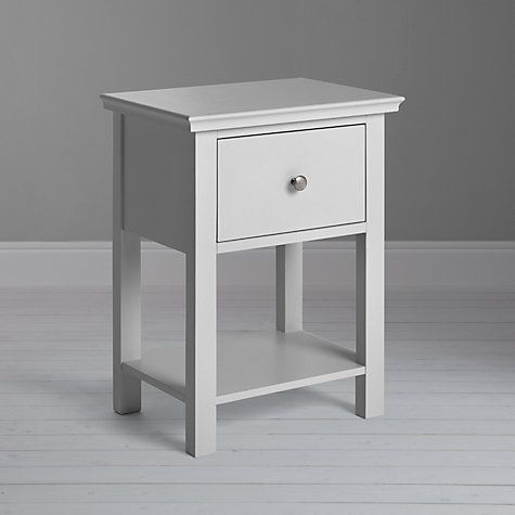 Buy John Lewis Darton Bedside Table Online at johnlewis.com