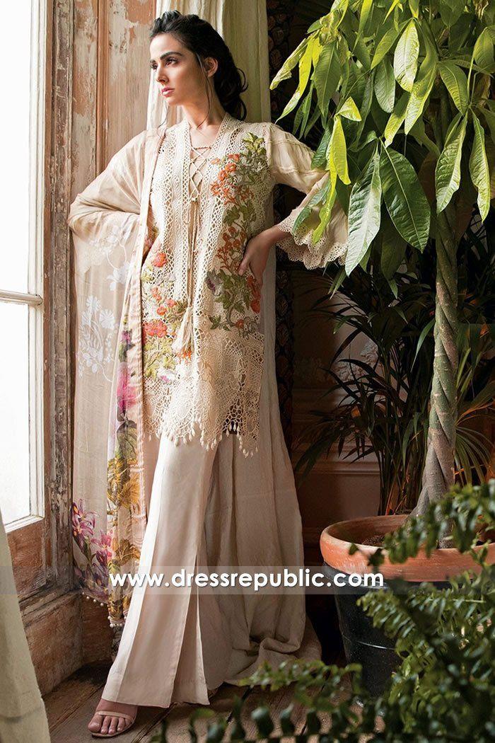 5e6098744e Pakistani Designer Sobia Nazir Lawn Collection 2018 Shop Online ...