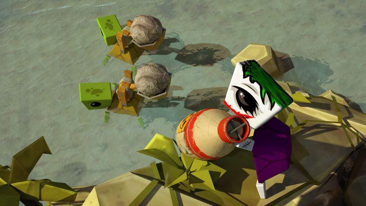 All the Turtles in the Ocean: Joker Tribe  http://www.turtlestrike.com/news/332/all-the-turtles-in-the-ocean-joker-tribe