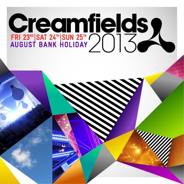 Creamfields Logo