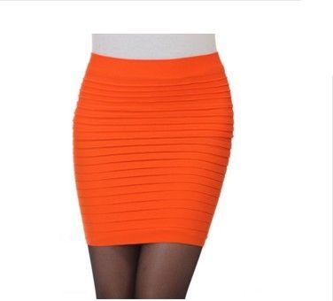 Krátká moderní dámská sukně oranžová – dámské sukně Na tento produkt se vztahuje nejen zajímavá sleva, ale také poštovné zdarma! Využij této výhodné nabídky a ušetři na poštovném, stejně jako to udělalo již velké množství …