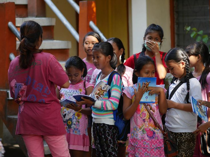 Student of the month! #vpbali #volunteer #charity #ngo