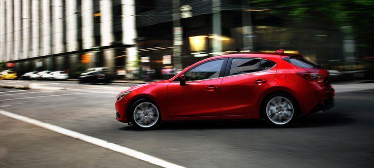 2014 Mazda3 Hatchback