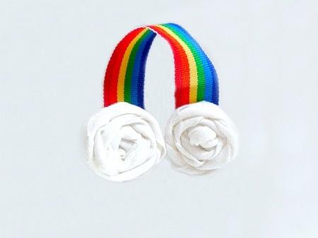 hair prettyHairbows, Rainbows Hair, Crafts Ideas, Bows Tutorials, Hair Clips, Rainbow Hair, Hair Bows, Hairclips, Clips Tutorials