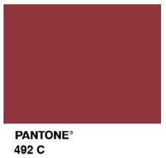 492 c pantone