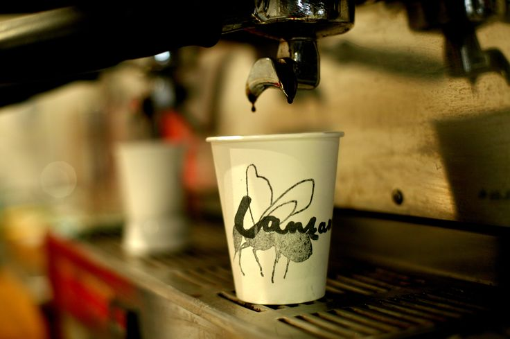 Our little cups and Lantana artwork :)