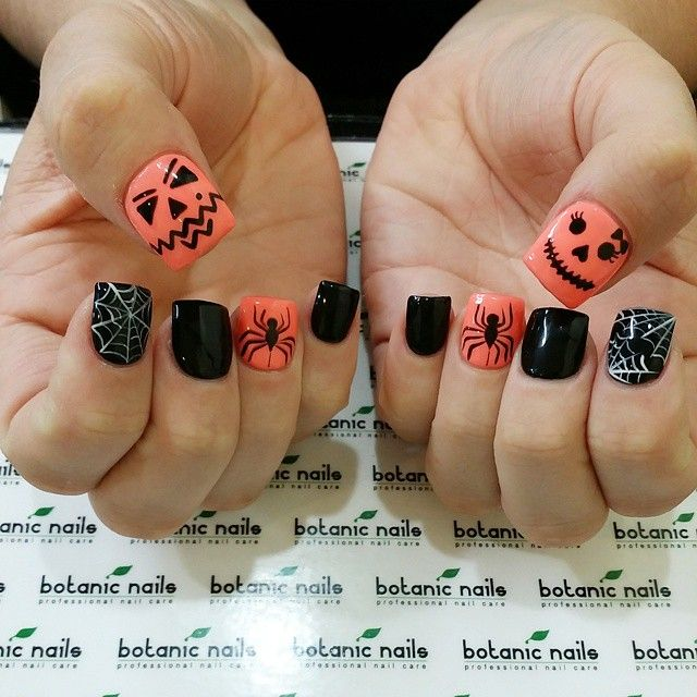 11 Best Halloween Images On Pinterest Halloween Nails