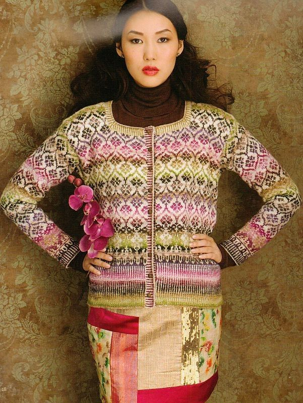 503 best Fair Isle images on Pinterest | Fair isles, Stricken and ...