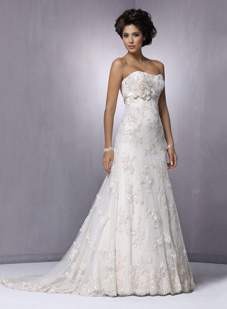 53 best wedding dresses & bridesmaid images on Pinterest | Costumes ...