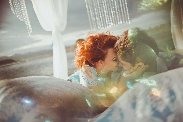 ситцевая годовщина свадьбы #photosession #lake #moscow