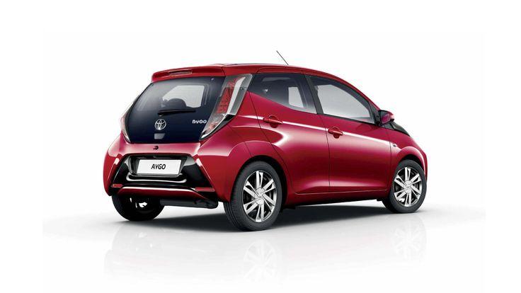 #AYGO | Small #Cars | #City Cars Farmer & Carlisle #Toyota #Leicester & #Loughborough