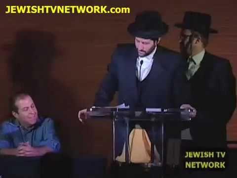 ▶ comedy roast hasidic style - YouTube
