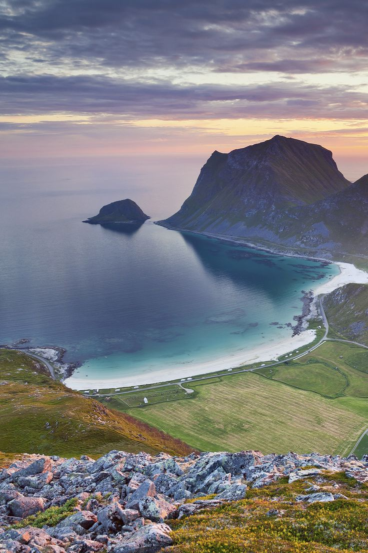 Lofoten Islands, Norway                                                                                                                                                      More