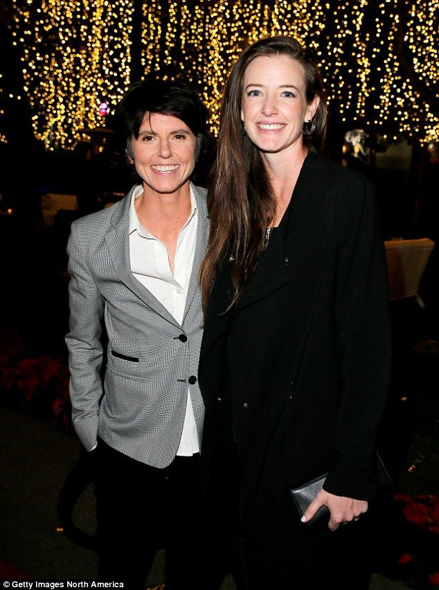 Tig Notaro and Stephanie Allynne
