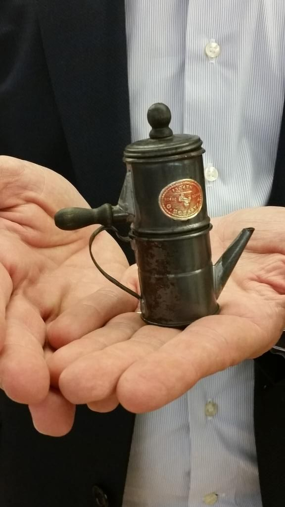 The tiny italian and ancient Ethiopian #coffee makers. Yes they really work!