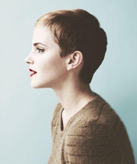 Super Kurzhaar Emma Watson Style 16+ Ideen