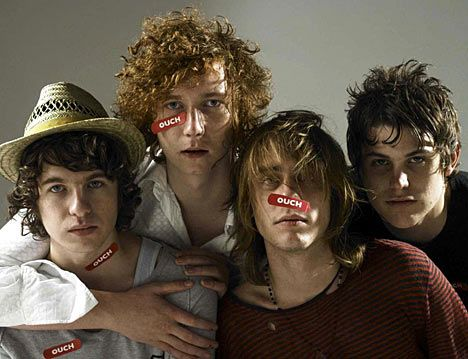 Kooks :)~ Riley and I will be looking at the faces on Tuesday ! Can't wait!