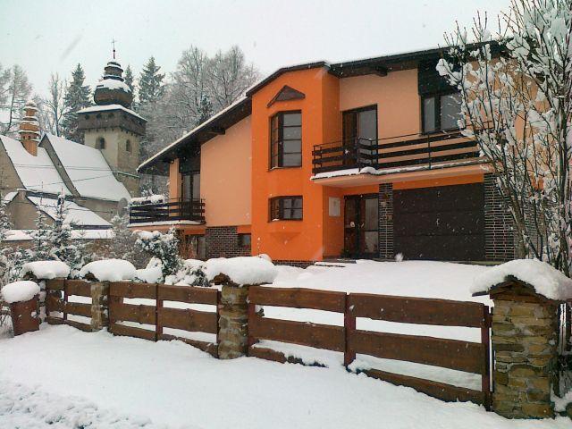Apartmány SHALOM - Západné Tatry - Liptov - Smrečany http://www.1-2-3-ubytovanie.sk/shalom