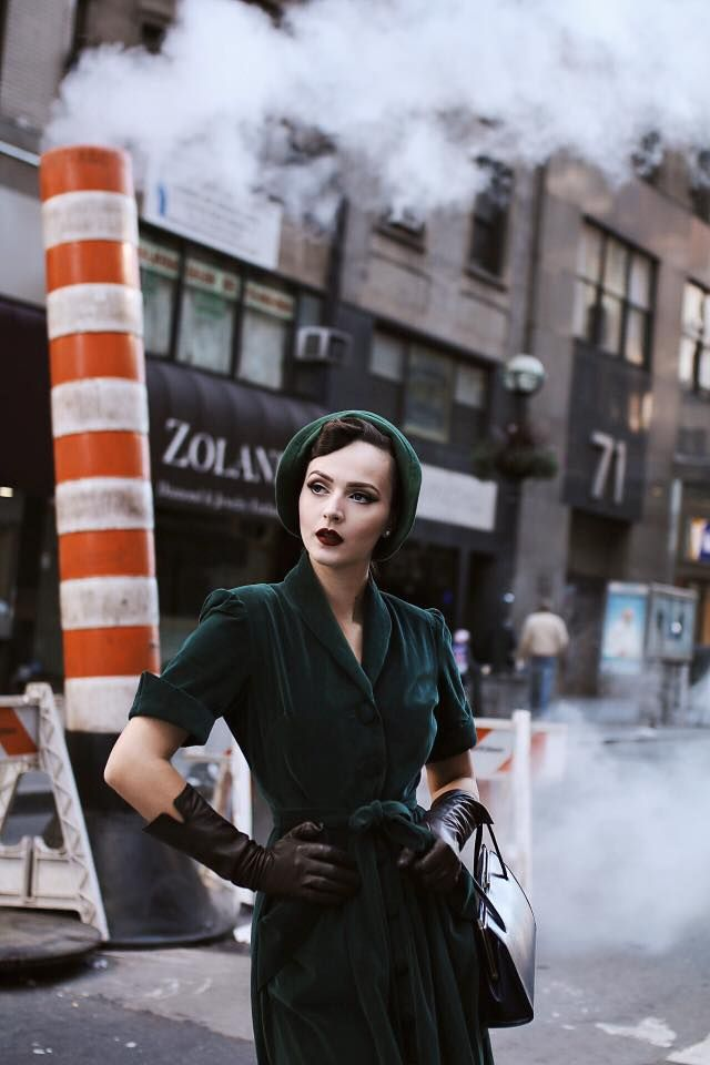 The always stunning Idda van Munster (Aida Dapo)