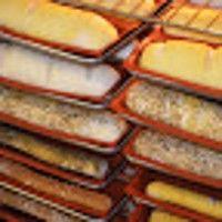 Lanche/Salgado - Pão caseiro