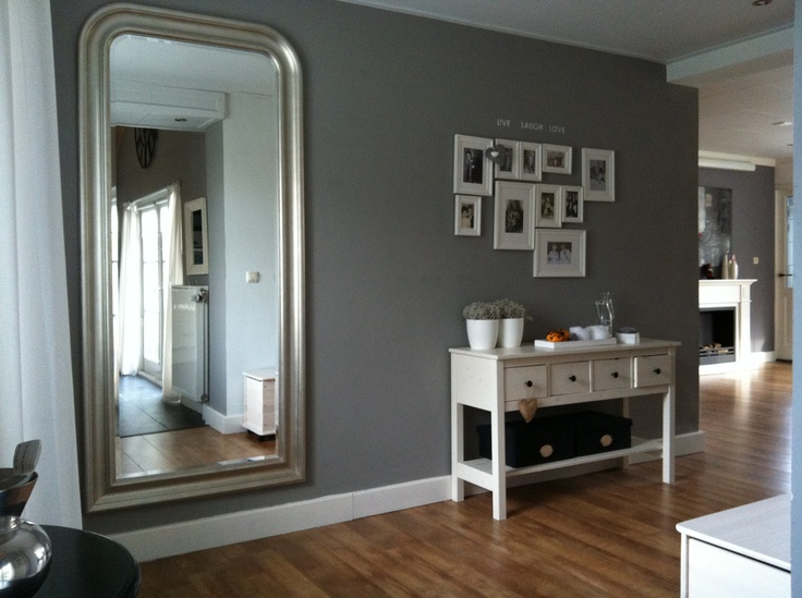 More space with a mirror!