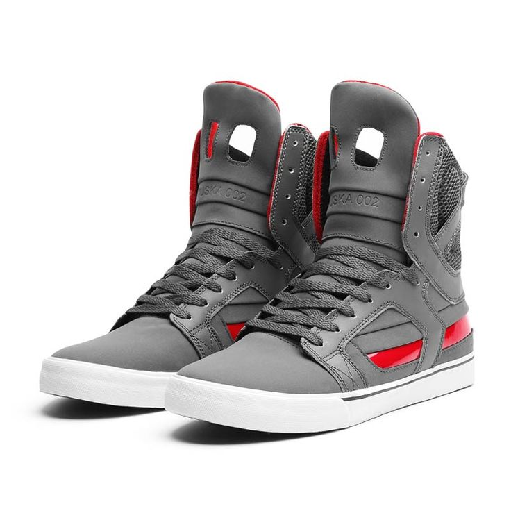 I love high tops and Supras are my absolute best