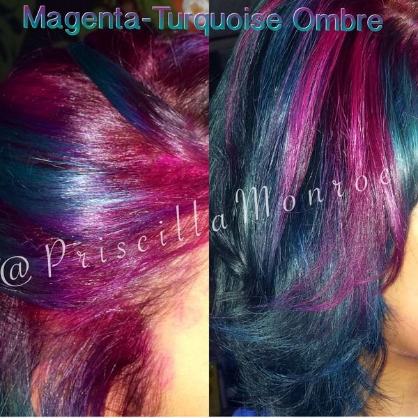 Punky color by Jerome Russell