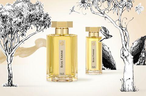 L'Artisan Parfumeur - Bois Farine Nato dall'incontro all'isola Reunion tra un profumiere e un albero magico!