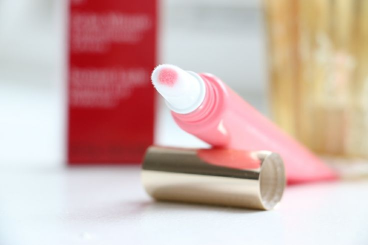 Clarins Instant Light Natural Lip Perfector Rose 01