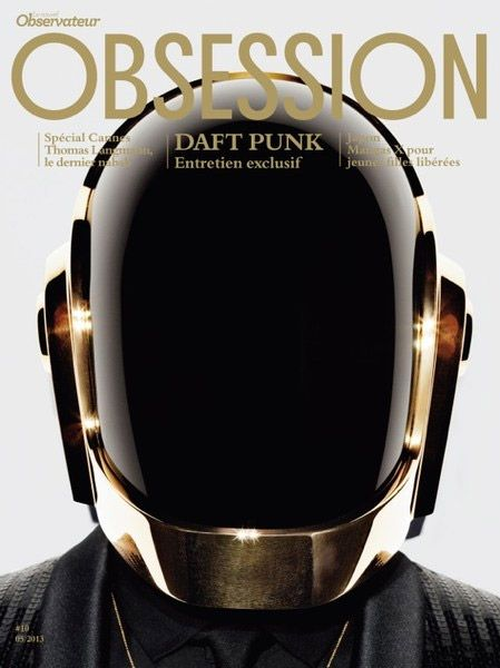 Obsession Magazine May 2013 Cover