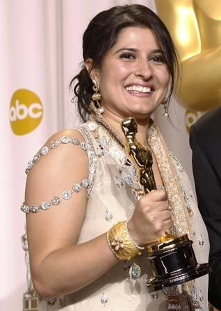 Sharmeen Obaid Chinoy, is an Emmy and Oscar award-winning Pakistani-Canadian journalist and documentary filmmaker. She won an Emmy for her documentary, Pakistan: Children of the Taliban in 2010. She is also the first non-American to win the Livingston Award for Young Journalists. On 26 February 2012 Sharmeen Obaid Chinoy won an Oscar for her documentary film, Saving Face. She has been lauded as Pakistan's first Oscar winner by the press and government. (Wikipedia)
