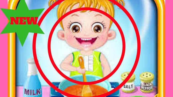 💙🍴 Baby Hazel Kitchen Time | Kitchen Games For Girls | Games For Girls |...