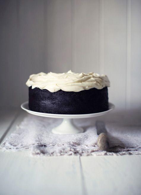 Guinness Cake Recipe by Katie Quinn Davies at Design*Sponge