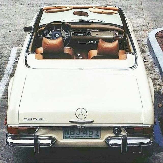 Mercedes Benz 280SL More