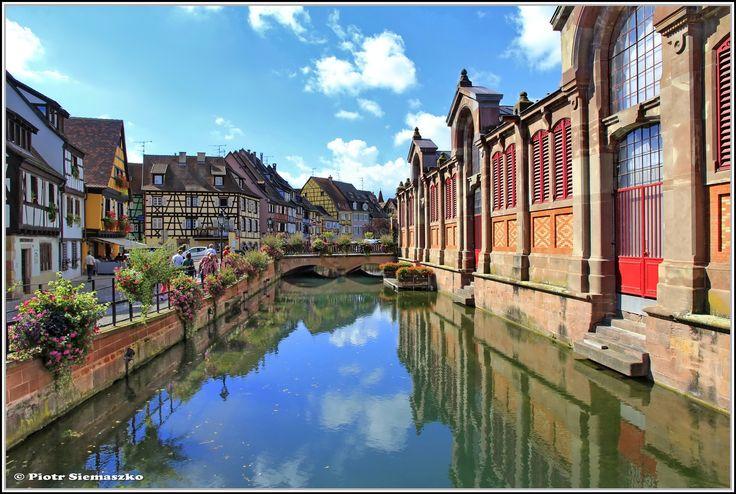 Colmar - La Petite Venice - null