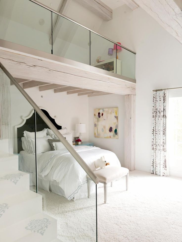 1000 ideas about kids loft bedrooms on pinterest lofted bedroom lofted beds and cool bedroom - The home in the loft space without borders ...