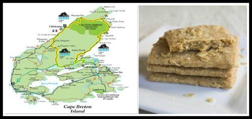 Cape Breton Island Memories of Nanna's Oatcakes - Recipe Included! - Tourist Meets Traveler