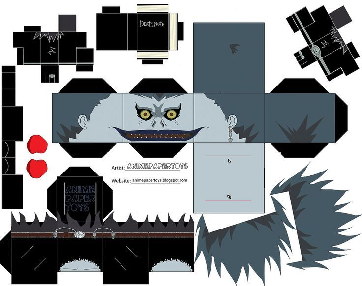 Armables on Pinterest | Anime, Paper Toys and Papercraft