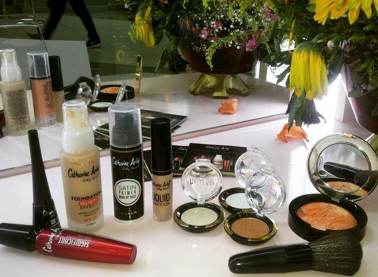 Günün makyajı Catherine Arley #makyaj #makeup #catherinearley #makeupmirror #mirror #