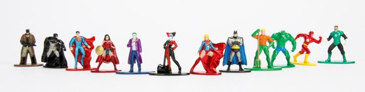Every year, we wonder, who has the best swag on the San Diego Comic-Con show floor? This year, Jada Toys is making a running for the title with the launch of their new line of die-cast figures, whi…