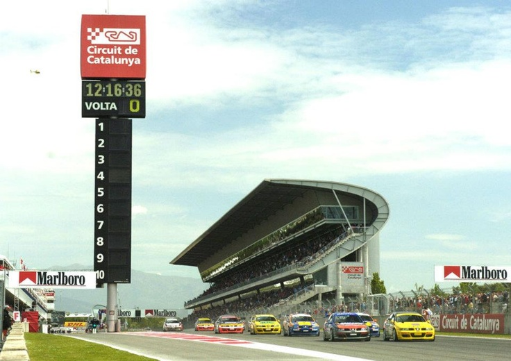Supercopa SEAT León 2004. Catalunya circuit.