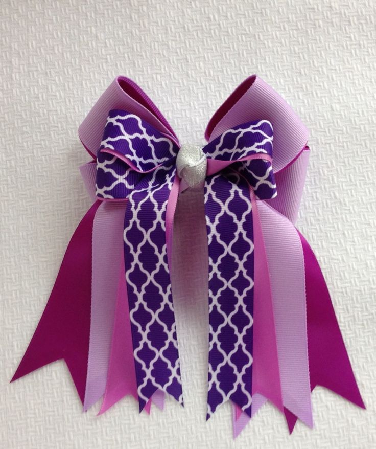 Equestrian hair bows, so soft and feminine by BowdanglesShowBows on Etsy https://www.etsy.com/listing/200268291/equestrian-hair-bows-so-soft-and