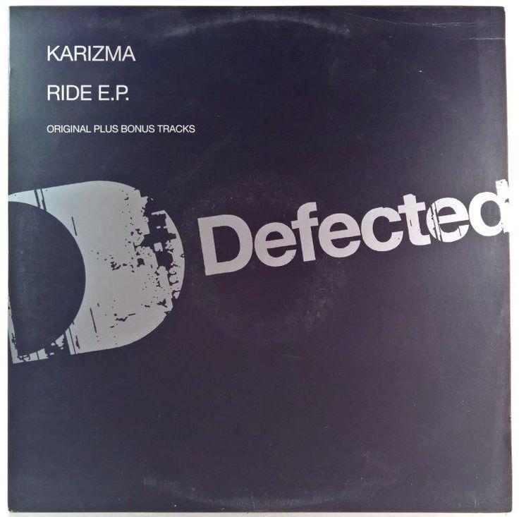 Karizma - Ride E.P.