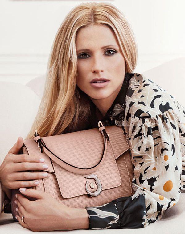 Trussardi The Lovy Bag campaign starring Michelle Hunziker LOOK___001