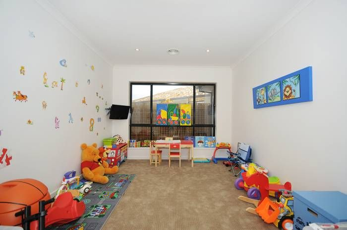 Children's play room