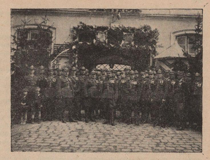 48. pułk piechoty strzelców kresowych w Stanisławowie