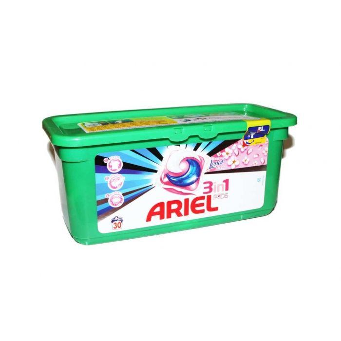 Капсулы для стирки Ariel Pods 3 in 1 Lenor 30 шт