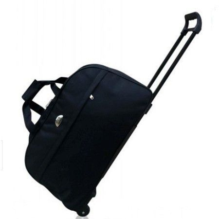 Fashion Women And Men Carry-Ons Travel Luggage Bags Wheels